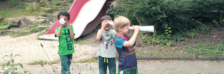 Raumerfahrung in der Kindertagesstätte