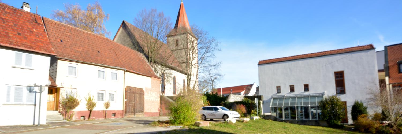 Simmozheim-Ortsmitte Schillerareal