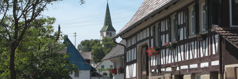 Epfendorf-Ortsmitte Trichtingen